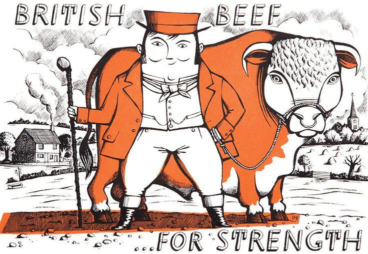 British Beef - Paul Bommer - St Judes
