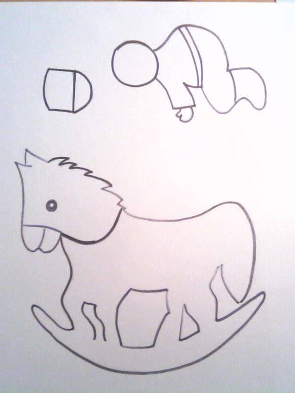 Kettő kell mindkettőből, a figura tartja össze a 2 lovacskát, amit összeillesztünk. a sapka sildes.