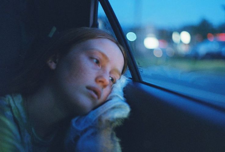 The teenage gaze by Petra Collins #photography