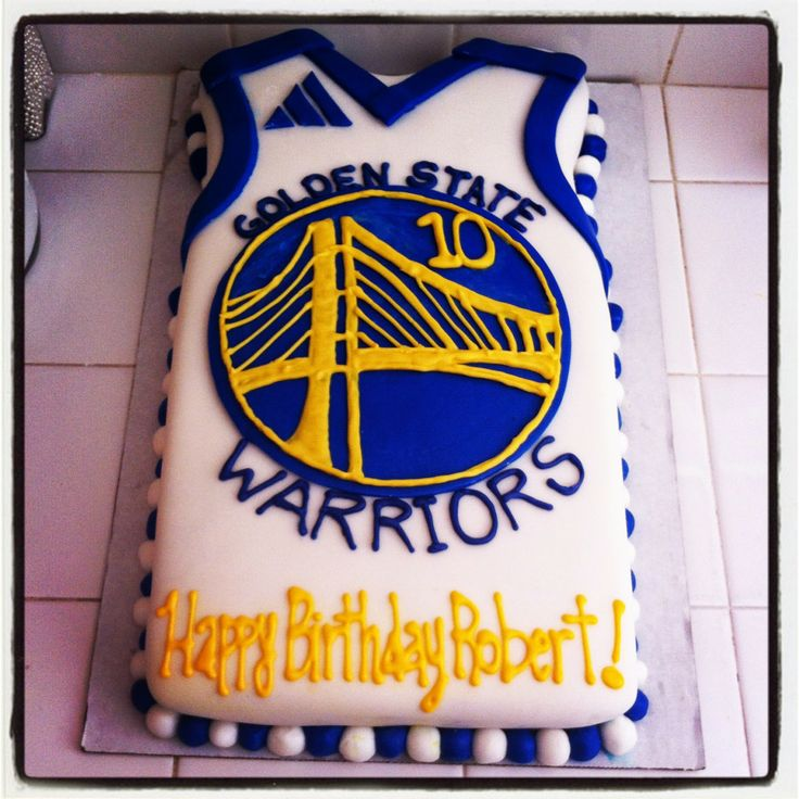 Cake Decorating Store Nj : 1000+ images about Warriors Bday Party on Pinterest ...