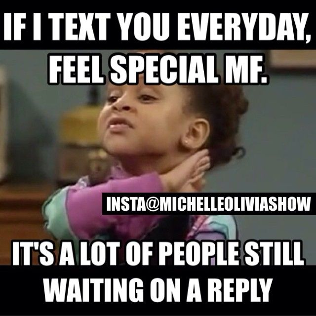 So funny because it's undeniably true...I'll admit I need to work on this. #worsttexter