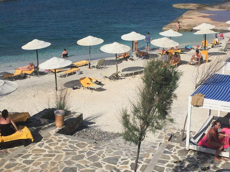 Sandy Beach - Radisson Blu Milatos Resort