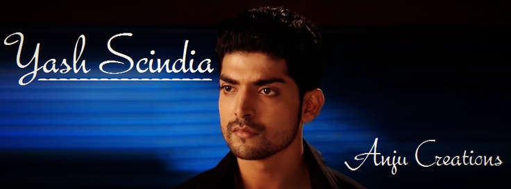 Gurmeet Choudhary as Yash Scindia in Zee TV's Punar Vivah