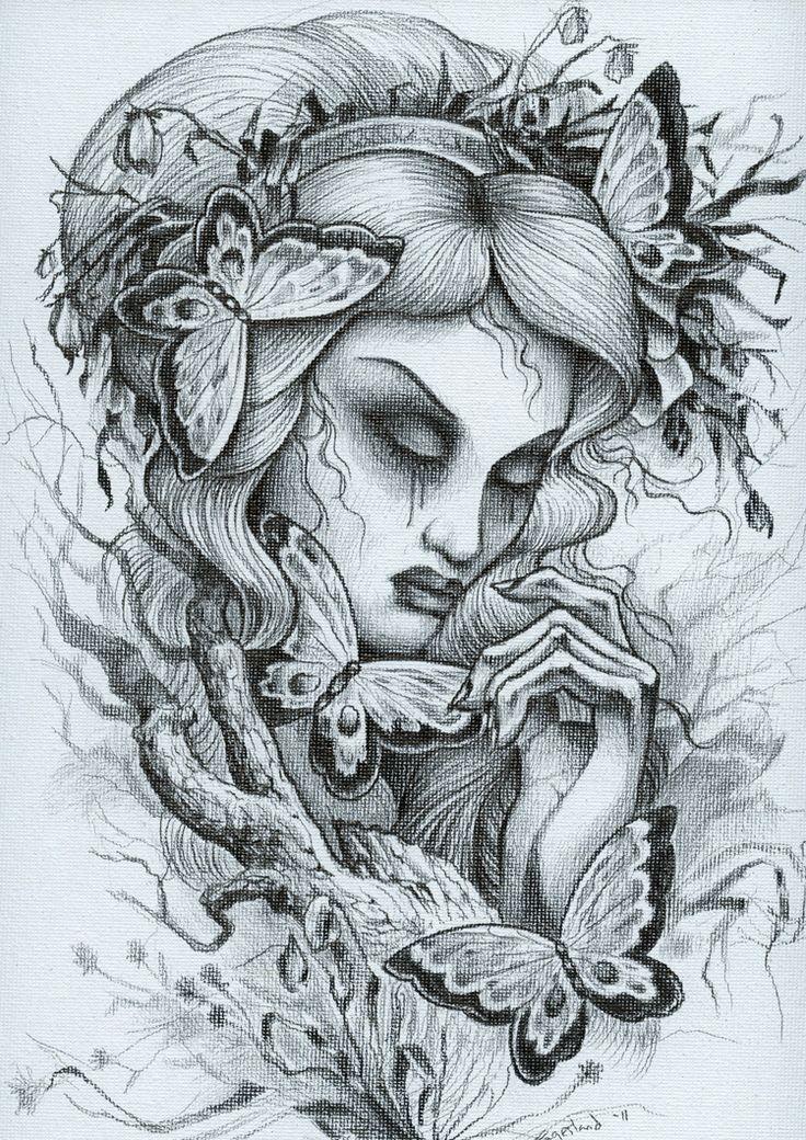 mother nature by kurtfagerland.deviantart.com on @deviantART