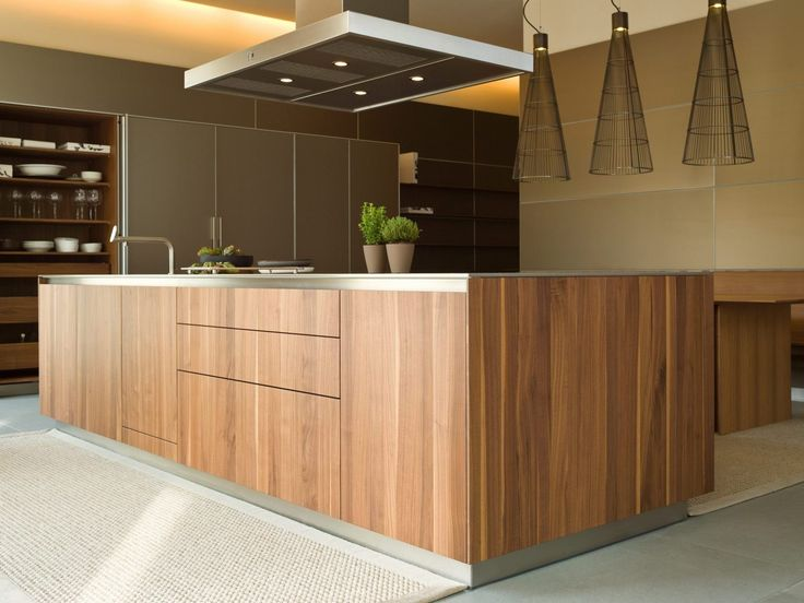 115 best images about bulthaup on pinterest kitchens for Wooden fitted kitchen