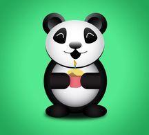 Animals - FREE Party Panda Vector