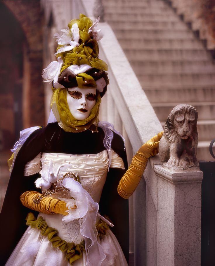 карнавал маска