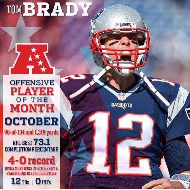 The GOAT!!!! Tom Brady!