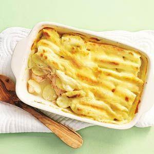 Recept - Ovenschotel met asperges - Allerhande.... met meer asperges erinmaken
