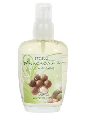 Olej Macadamia 100ml Bio z pompką  • pielęgnuje skórę suchą, łuszczącą się i wrażliwą, przeciwdziała zaczerwienieniom i podrażnieniom • zapobiega odwodnieniu i przesuszeniu skóry • pielęgnuje przesuszone, kruche i łamliwe włosy • spowalnia proces starzenia się komórek skóry, działa przeciwzmarszczkowo