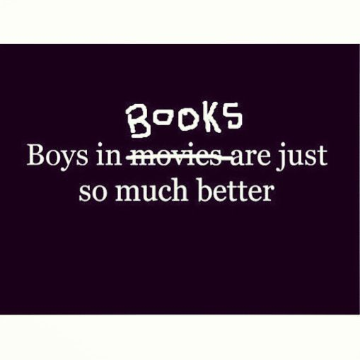 So true!!! Let's see here... Patch Cipriano, Jace Herondale/Morgenstern/Lightwood/Wayland, Percy Jackson, Peeta Mellark, oh the list goes on and on.