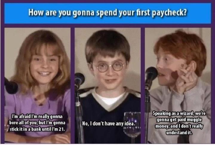 Oh Rupert. You slay me ;)Solemnly Swear, Harry Potter Cast, Harrypotter, Emma Watson, Wizards, Hermione Granger, Ron Weasley, So Funny, Rupert