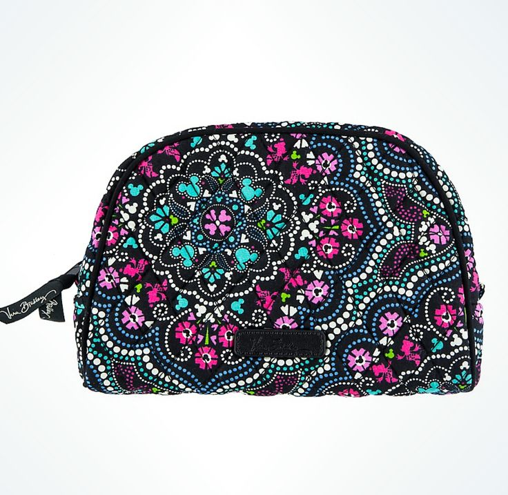 The Newest Disney Vera Bradley Collection, Mickey and Minnie Mouse Medallion, Is Now Available