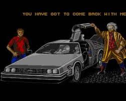 Back to the future game film pinterest