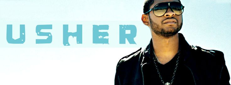 Get the new Usher Facebook Cover for your Facebook profile