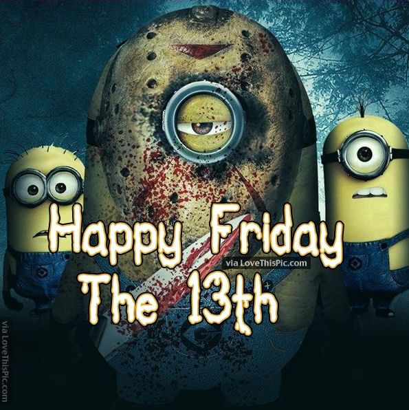 Quotes About Friday The 13th: 17 Best Friday The 13th Quotes On Pinterest