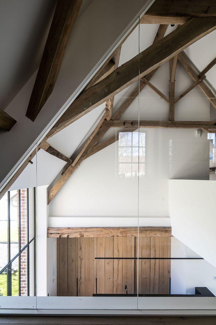 25 beste idee n over thuis architectuur op pinterest - Studio stijl glazen partitie ...