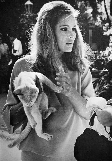 """Everything is a piece of me, a moment of my life."" Ursula Andress                                                                                                                                                     More"