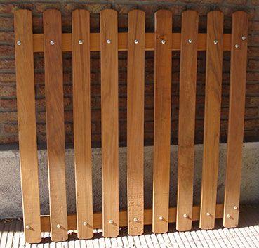 184 best cercos images on pinterest balconies decks and for Casas con puertas de madera