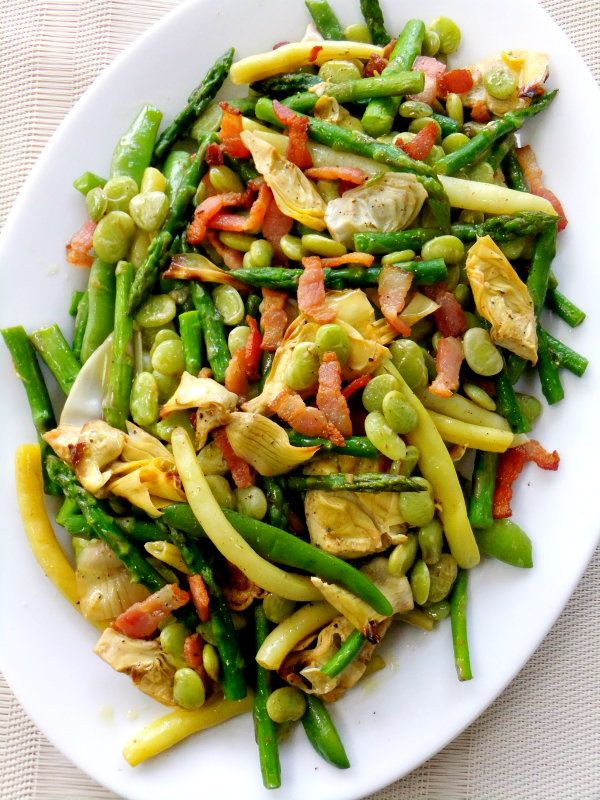 Special Occasion Side Dish. Perfect with any roast or baked pasta it is the combination of veggies that make it taste so unbelievably good.