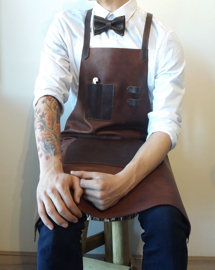 Leather Apron by KaruHandmade on Etsy https://www.etsy.com/listing/279230760/leather-apron