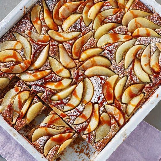 ESSEN & TRINKEN - Birnen-Mohn-Kuchen Rezept