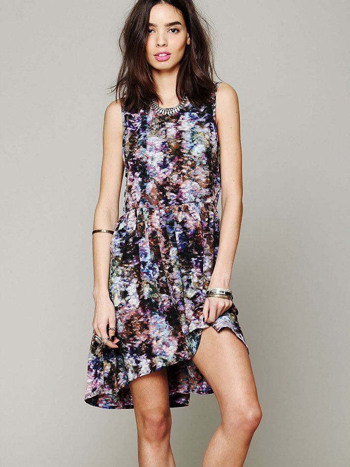 Free People Maeve Fit and Flare Dress, 99.95