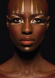 greek god makeup man - Google Search