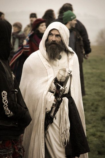 druid celtic robes robe wizard witch druids costume male pagan rituals winter tribal google wiccan witchcraft wizards human uploaded user