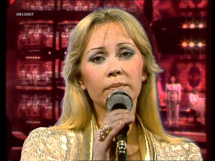 ABBA - Chiquitita, ein Hit 1979. Audio-CD-Sound versehen mit Video-Material aus TV-Show. HQ-Video