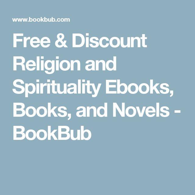 Free & Discount Religion and Spirituality Ebooks, Books, and Novels - BookBub