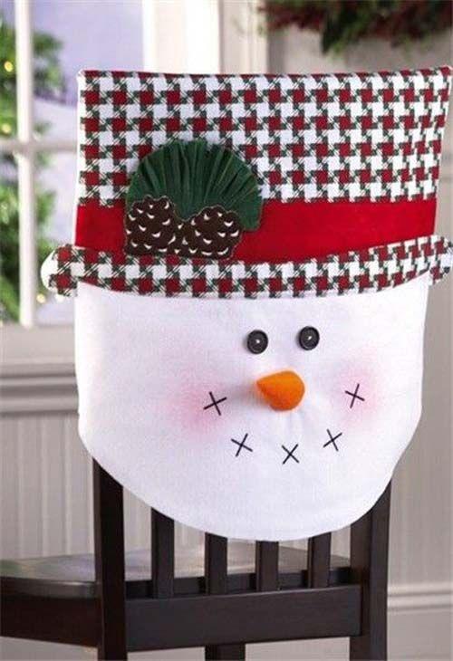 Ideas para hacer cubresillas navideños en fieltro y tela06