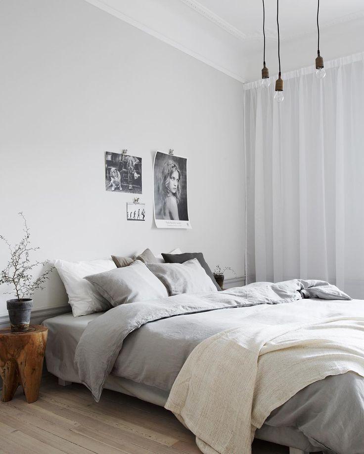 Die 25 besten Bilder zu Farbabstimmung schlafzimmer auf Pinterest - schlafzimmer schwarz weiß
