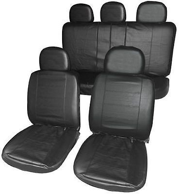 Chevrolet #lacetti 2004  full set #leather look front + rear seat #covers,  View more on the LINK: 	http://www.zeppy.io/product/gb/2/201376655019/