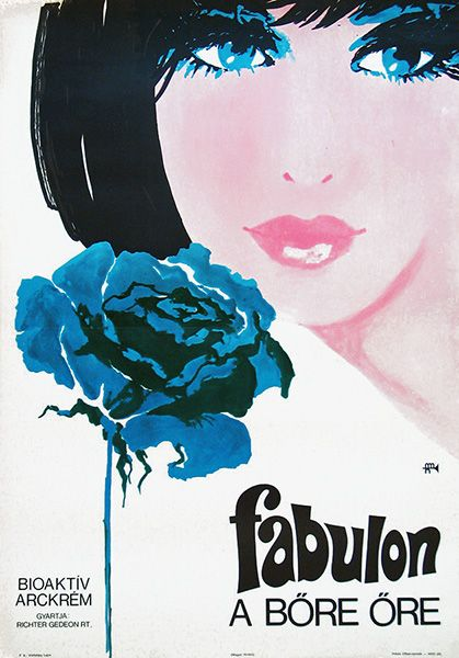 Fabulon (a famous Hungarian cosmetics brand)