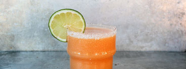 Summer Seasonal Cocktail: Cantaloupe Margarita [Recipe] | VinePair