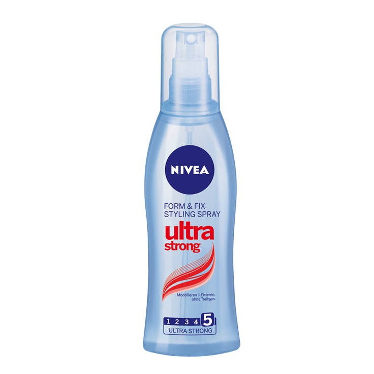 NIVEA FORM & FIX HAARSPRAY ULTRASTRONG