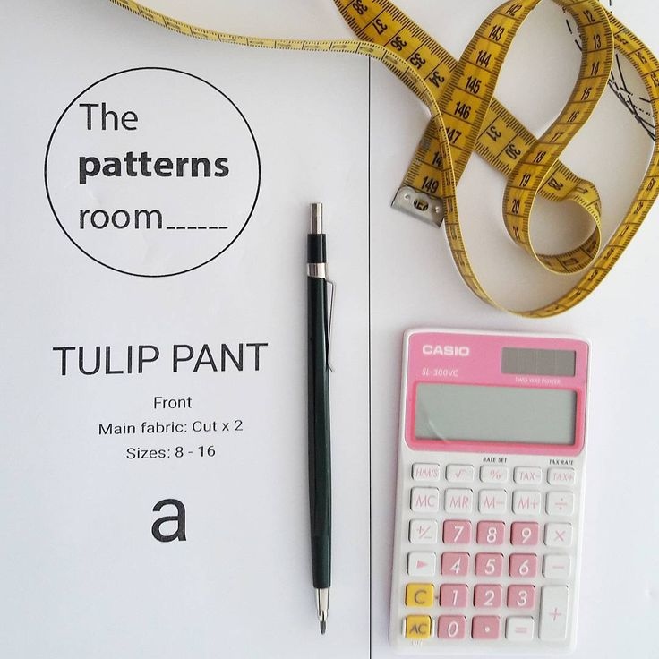 """5 """"Μου αρέσει!"""", 1 σχόλια - Sewing patterns for women. (@thepatternsroom) στο Instagram: """"Tulip pant pattern is coming!✂⚘#sewingpatterns #sewing #sew #patternforsewing #patternforwomen…"""""""