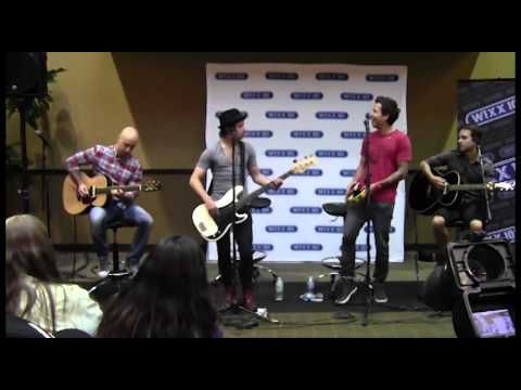 """Summer Paradise"" - Simple Plan in Studio 101 - YouTube"