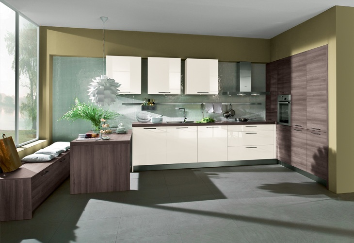 29 besten k chen in creme magnolie und vanille bilder auf pinterest vanille fragen und strahlen. Black Bedroom Furniture Sets. Home Design Ideas