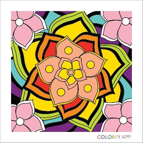Les 7 Meilleures Images Du Tableau Colorfy Sur Pinterest