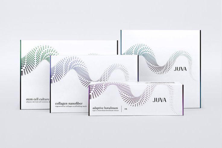 Juva Pharmaceutical - Identity, Packaging set