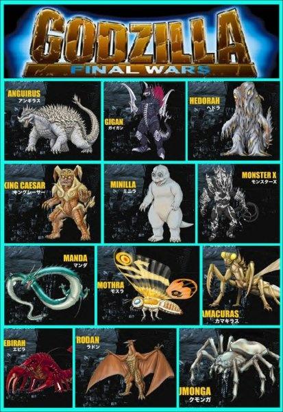 Final Wars.