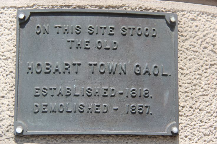 History of Hobart the once Hobart Town Gaol © photo by jadoretotravel