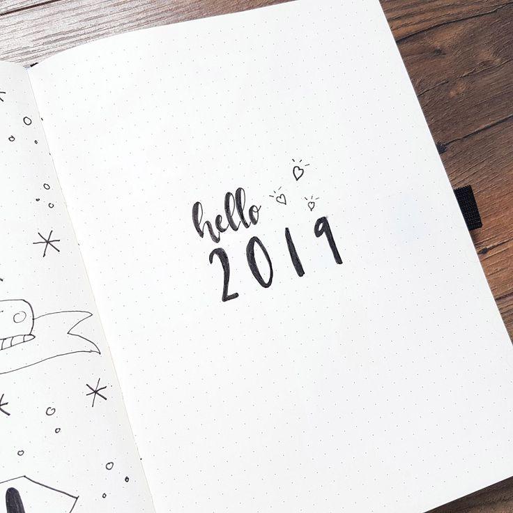 Bullet Journal 2019 einrichten: 9 Schritte zur Erreichung Ihrer Ziele 2019 Das neue Jahr ist fast da. Es ist an der Zeit, Ihnen meine Kugeljagd vorzustellen …