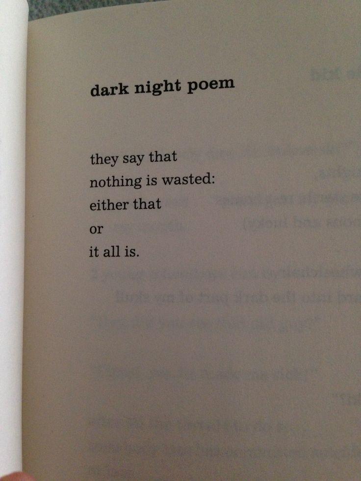 Charles Bukowski, dark night poem. getting this quote tattoo'd no matter what