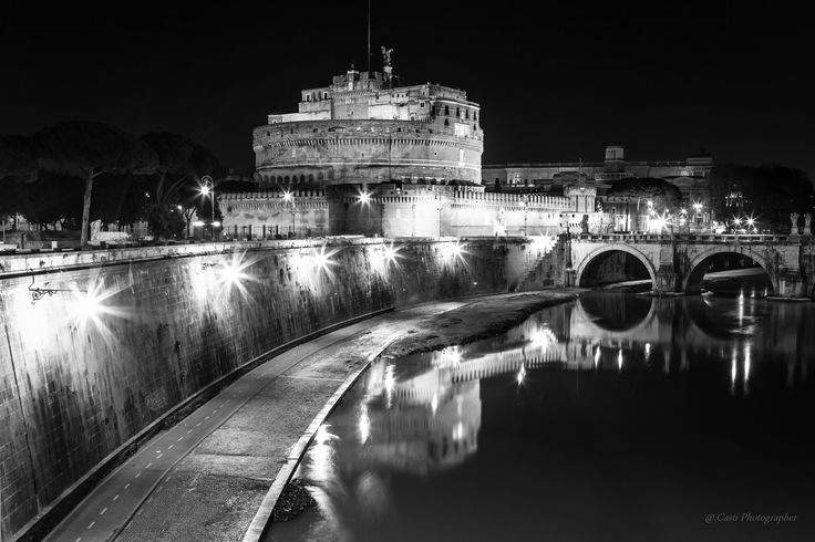 Castel Sant'Angelo Roma | da Antonio Casti