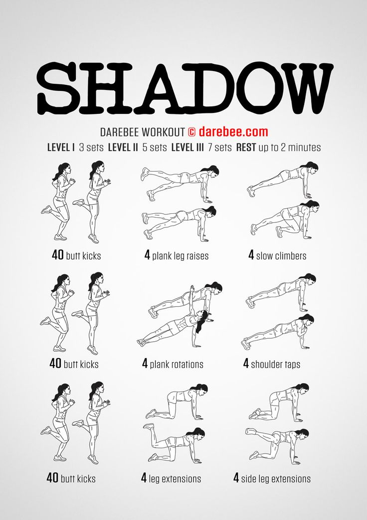 Shadow Workout