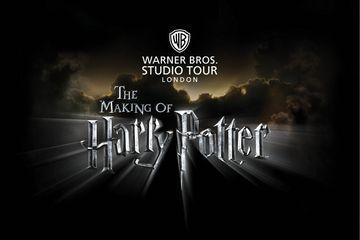 Excursão ao Warner Bros. Excursão ao estúdio...