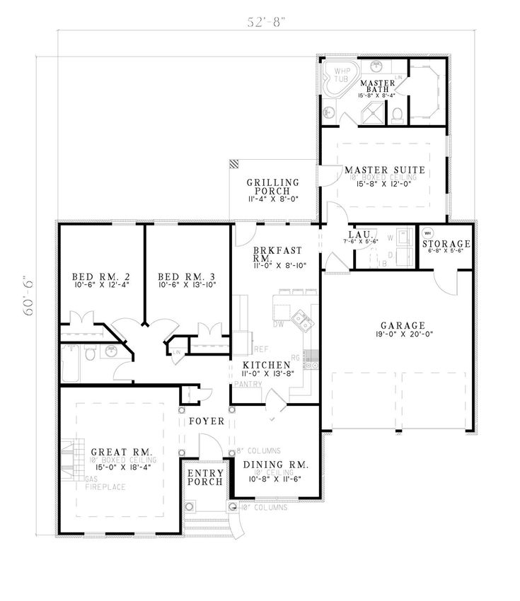 14 best ranch style homes images on pinterest ranch home plans 14 best ranch style homes images on pinterest ranch home plans floor plans and ranch style house malvernweather Images
